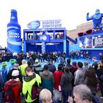 Up for Whatever: Bud Light's Super Bowl party by the numbers