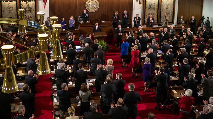 N.C. lawmakers repeal HB2; awaits governor's signature