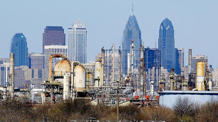 Philadelphia Energy Solutions files for bankruptcy, blames RFS
