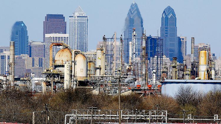 Stan Silverman: Can Philadelphia's refinery be saved? - Philadelphia