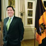 <strong>Peduto</strong> to celebrate second inauguration