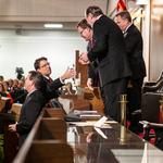 Image of the day: Gov. McCrory at the State of the State address