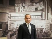 Marcus Hotels & Resorts chief operating officer Joseph Khairallah
