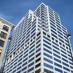 New owner of half-vacant downtown tower ready to refill after foreclosure (Video)