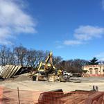 Progress? Before it can rebuild, Ferguson must demolish