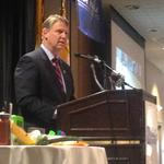 Allan Kittleman touts Columbia's 'real city' transformation, quest to create cyber hub