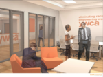 YWCA in the last leg of financing for major downtown revival project