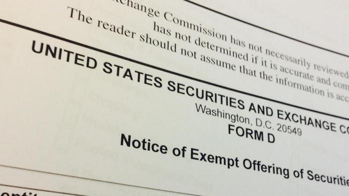 Form D Friday: Fort Worth bank raises $10 million