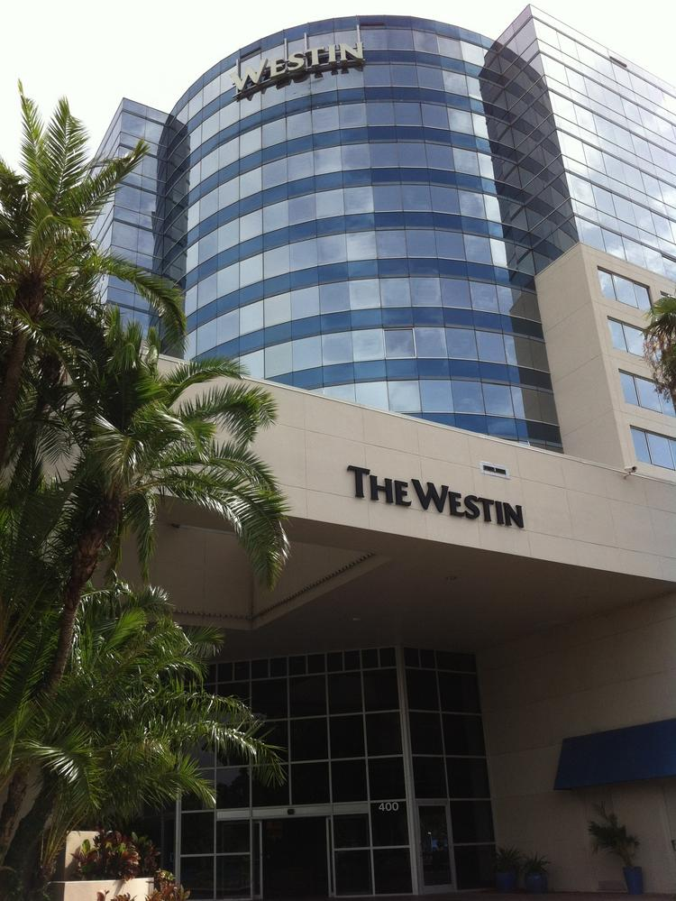 The Westin Fort Lauderdale Hotel Escaped Foreclosure