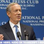 <strong>George</strong> <strong>Pataki</strong> drops out of presidential race, says Trump is 'unfit to hold the office'