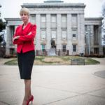 A state auditor who loves to dance