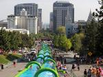 Day trip idea: Giant waterslide coming to nearby cities