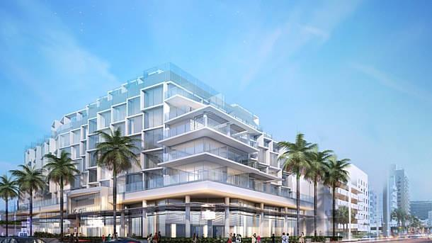 Marriott Is Developing The Ac Hotel Miami Beach Slated To Open At 2900 Collins Avenue