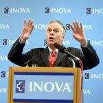 McAuliffe teases budget surplus, warns of sequestration
