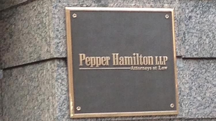 Pepper Hamilton reportedly increases entry-level salaries to