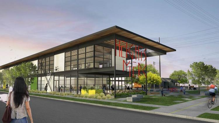 Heights Mercantile to replace Former Pappas warehouse in ...