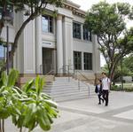 University of Hawaii questions latest graduate school rankings