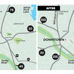 Business leaders form PAC to inject I-345 teardown into city council elections