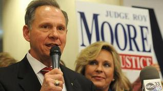 Will the allegations against Roy Moore change who you are supporting in the Senate election?