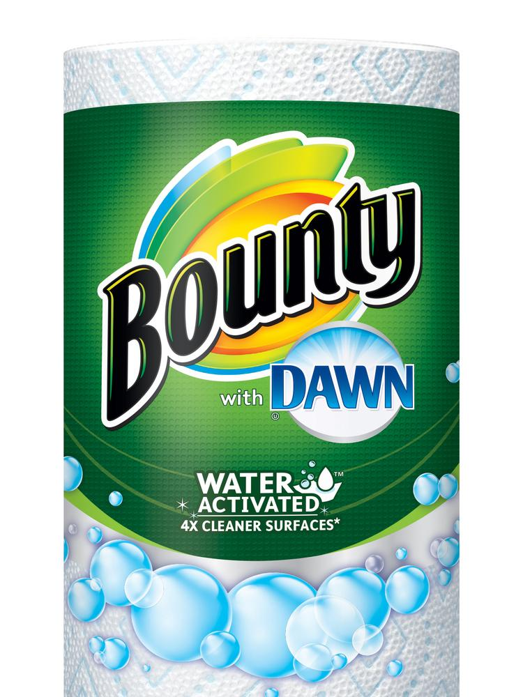 b9ac6c778adc2 P G products affected by the U.S. trade war with Canada include Bounty  paper towels.