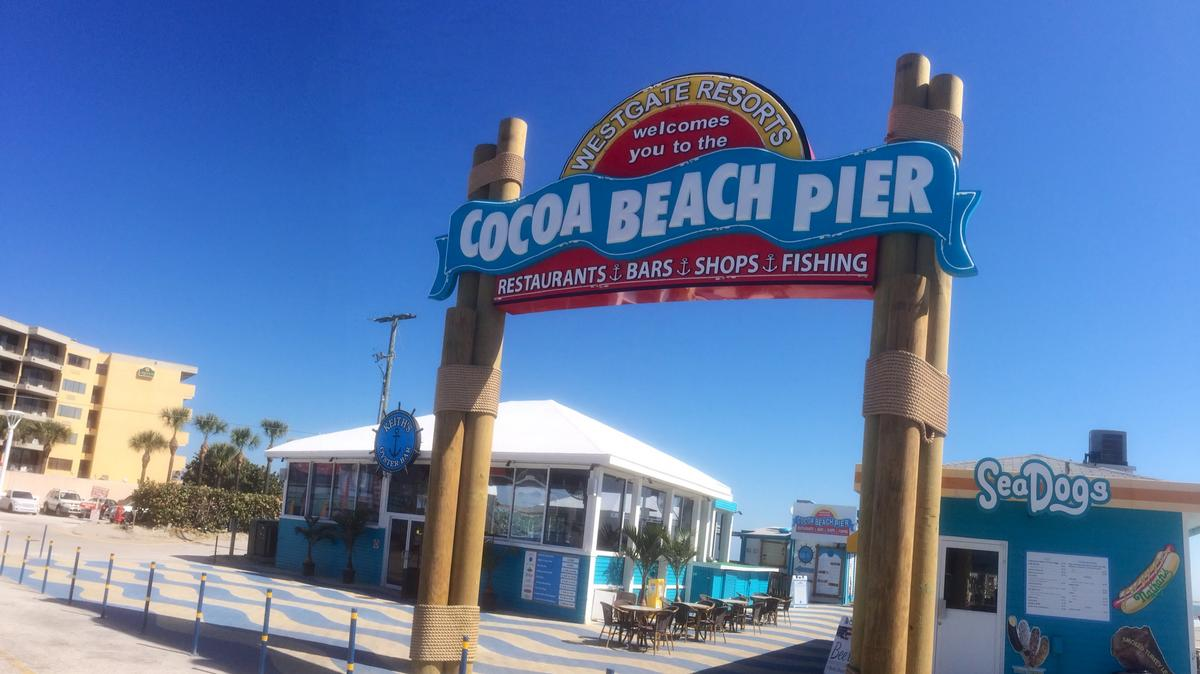 Westgate Resorts Cocoa Beach Pier To Get Facelift In 2017 Orlando Business Journal