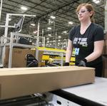 Amazon to spend $200M for one of its most expensive fulfillment centers ever (Video)