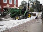 RDU prepares for more snow