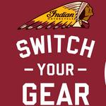 Indian Motorcycle parent encourages riders to trade in Harley-Davidson gear