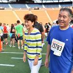 Hawaii governor joins 20k runners, walkers for Great Aloha Run: Slideshow