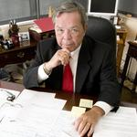 Columbus mourns loss of former Mayor Dana 'Buck' Rinehart