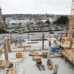 Under-construction South Lake Union office building sells for $67.4M