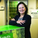 Executive Profile: <strong>Patricia</strong> <strong>Parcellin</strong> of Girl Scouts of Eastern Massachusetts (Video)