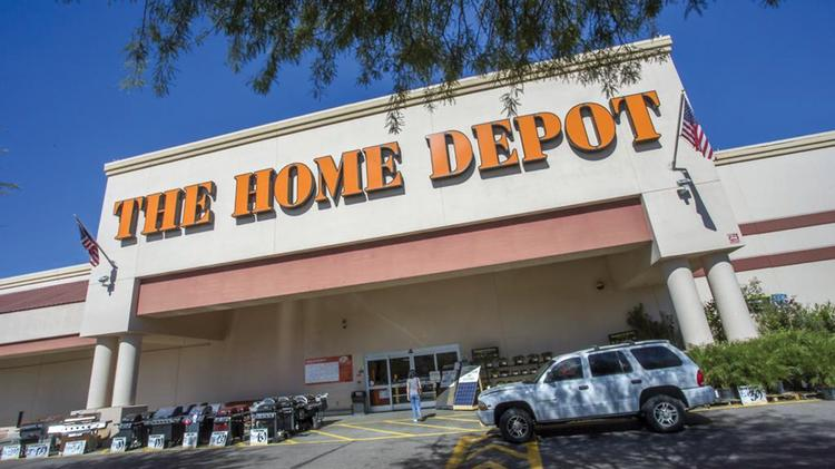 Massive Home Depot Distribution Center Is Heading To Dallas Dallas
