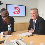 Q&A with Atlanta Hawks, Philips Arena CEO Steve Koonin