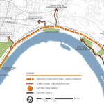 Can this railroad company stop a major bike trail from going on the Oasis Line?