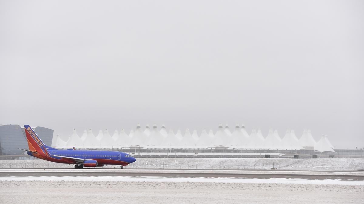 Southwest Airlines adds nonstop flights from Denver to 2 cities ...