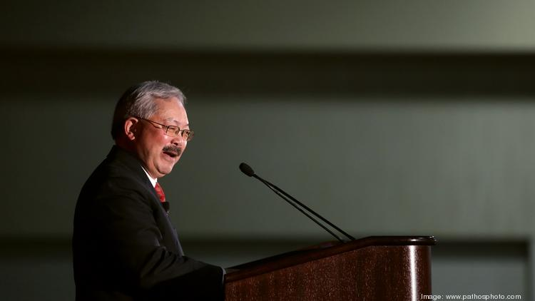Image result for mayor Ed Lee announced Moscine