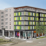 Paul Allen used to code here. Now he's building an apartment complex at the site