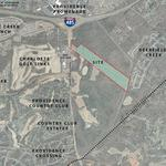 Land next to Waverly for sale as mixed-use development site