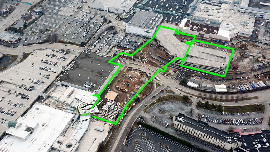 King Of Prussia Malls Court Plaza Connection Finally Complete