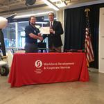 Sinclair and Beavercreek company partner on 3D printing/UAS effort