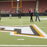 See behind the scenes: Wichita Force ready for season opener at Intrust Bank Arena