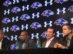 Ravens owner Steve Bisciotti: 'We certainly took a crash here last year'