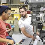 Advanced Manufacturing Awards: Bosch Rexroth USA, Olympic High School