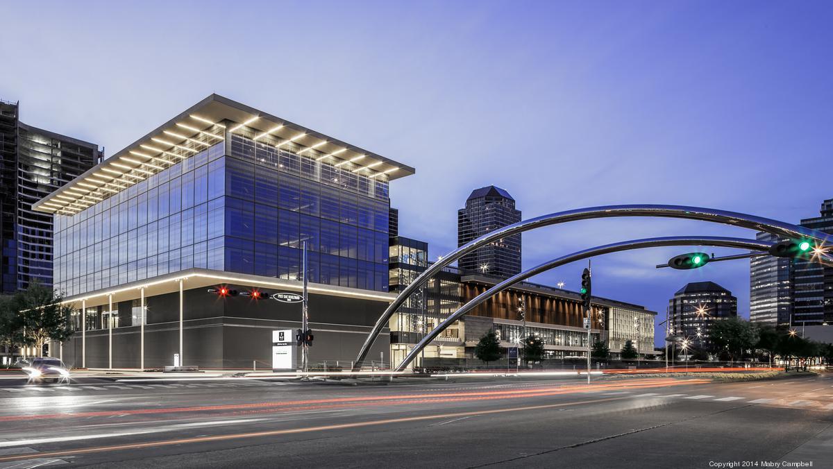 Newmark Knight Frank rebrands to Newmark - Houston Business Journal