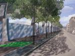 Downtown flood wall proposal dealt a blow