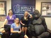 #78: Gorilla Capital Inc.Growth: 62.92%Local senior executive: John Helmick, CEO