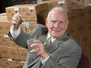 James A. May founded Wisdom Natural Brands and is known as the Father of Stevia globally.