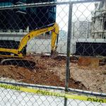 W Hotel construction has started, completion projected to be in 2017