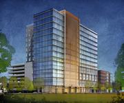 CityCentre Five The eight-story, Class A office building will be constructed on the site of the former Luby's at 825 Town & Country Way, which recently experienced a lease expiration. Houston-based Midway Cos. will break ground on the 195,000-square-foot facility this fall. The building, with 20-foot ceilings, will include restaurant and retail space and will also incorporate a parking garage. Houston-based Kirksey Architecture is designing the building, and general contractor details are still being finalized.